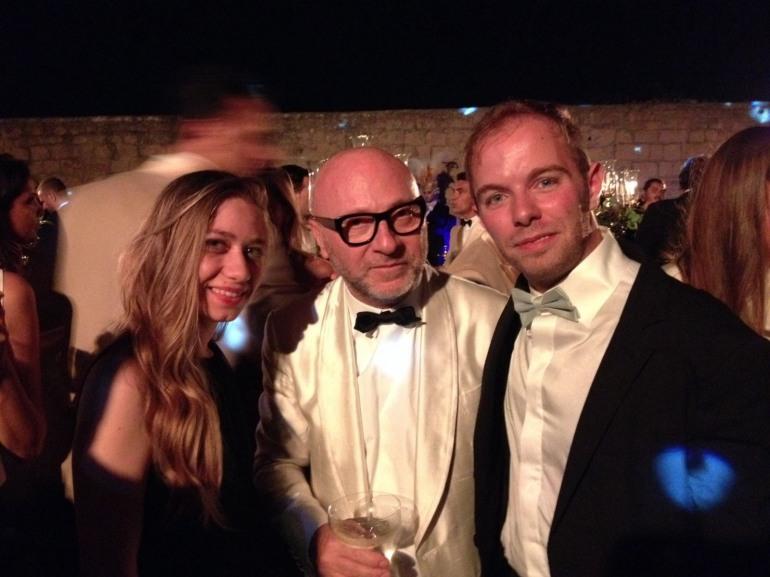 Mammola protagonista a Napoli dell'evento Dolce & Gabbana