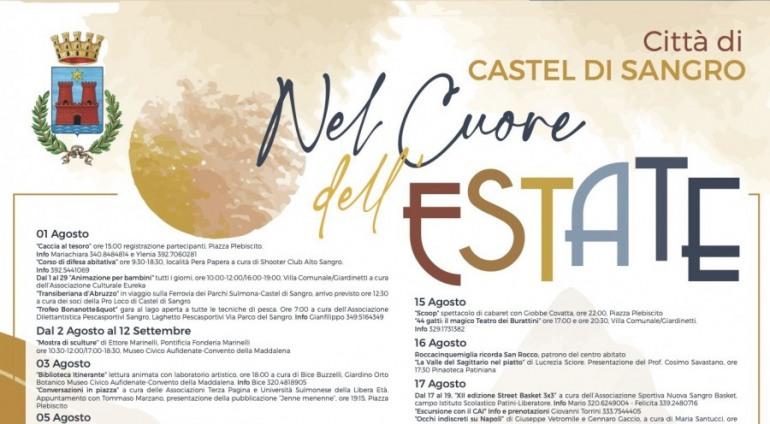 Arisa e Anna Tatangelo a Castel di Sangro: a Piazza Plebiscito la musica echeggia