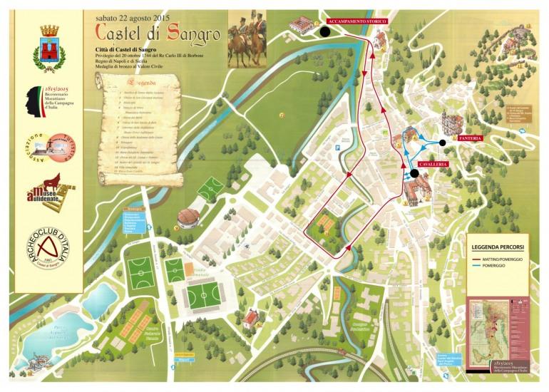 Il 22 agosto si rievoca la ' Battaglia di Castel di Sangro'