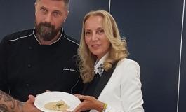 Tris vincente: Terra Tricolore, chef Callegaro e confetto bianco di Acquaviva d'Isernia