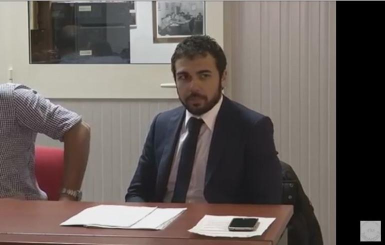 Marinelli scrive a Caruso: ti chiedo di convocare un tavolo di emergenza