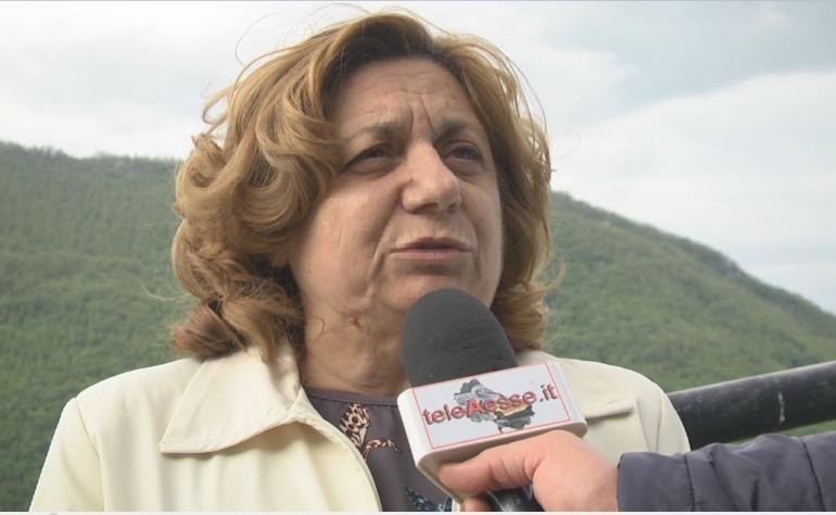 """Occhionero: """"Maggiore attenzione per i piccoli comuni"""", il ringraziamento del sindaco di Castel San Vincenzo Marisa Margiotta"""