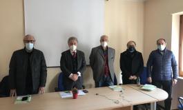 """Michele Marone in visita al CSV Molise: """"Occorre fronteggiare le nuove povertà"""""""