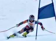 Sci - Aosta, Michelle Valentini (S.C. Aremogna) vince il memorial Pietro Fosson