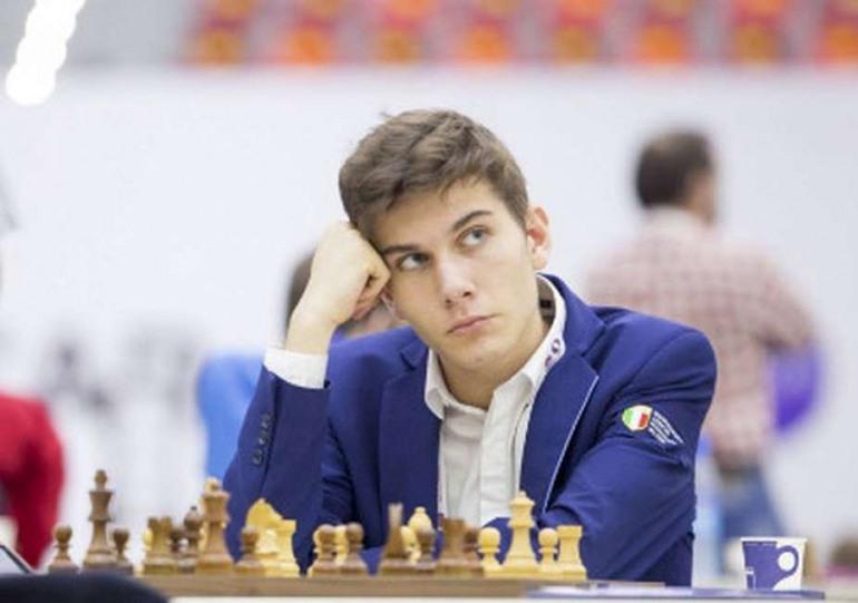 Il campione italiano Moroni, testimonial del premio Pietro Fasolino