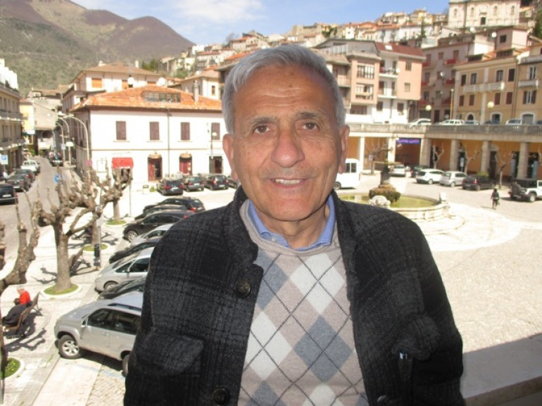 Castel di Sangro, Umberto Murolo colpito da malore è ricoverato ad Avezzano