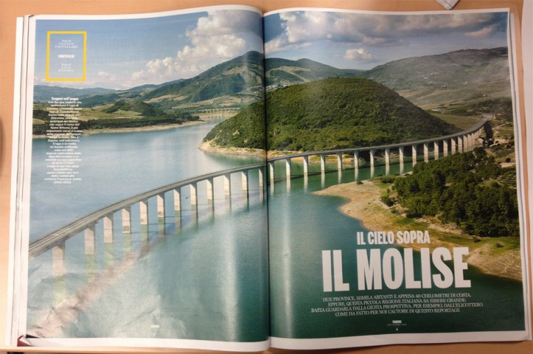 National Geographic immortala il Molise