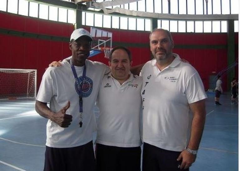 Nbc Camps, i campioni della pallacanestro a Castel di Sangro