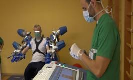 Neuroriabilitazione del braccio, al Neuromed innovazione di frontiera