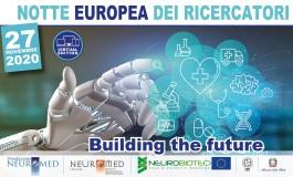 "Notte Europea dei Ricercatori Neuromed è ""Virtual Edition"" diretta Facebook e YouTube"