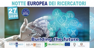 "Notte Europea dei Ricercatori Neuromed è ""Virtual Edition"" diretta Facebook e YouTube"