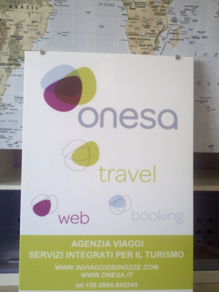 Web, marketing e turismo: adesso è possibile con 'Onesa Travel' a Castel di Sangro