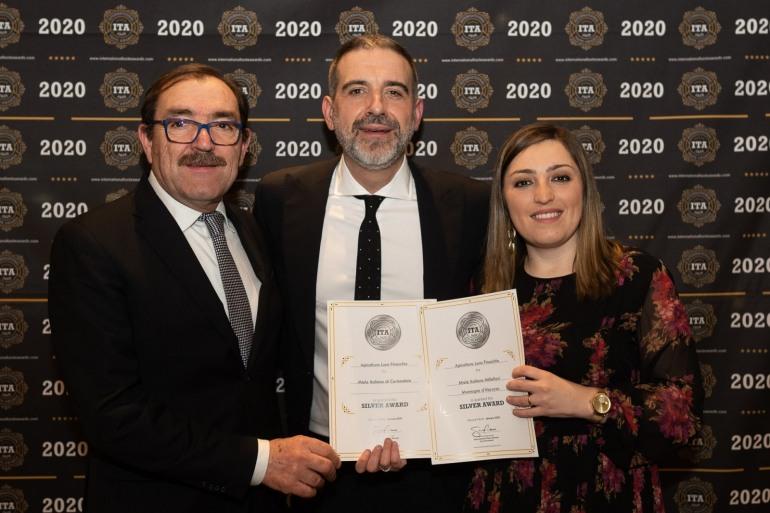 Oscar internazionale del gusto, due medaglie d'argento all'apicoltura Finocchio di Tornareccio