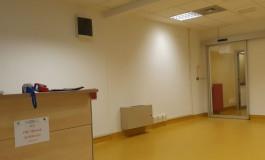 Potenziato l'Ospedale San Salvatore di L'Aquila, quattro stanze per l'isolamento dei pazienti Covid