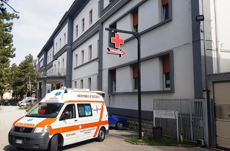 Agnone, prendono servizio 2 medici all'ospedale Caracciolo