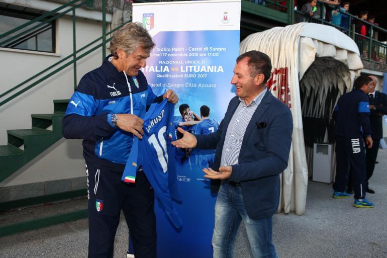 Calcio, Figc nomina Castel di Sangro centro federale territoriale