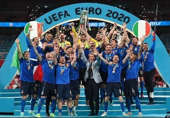 Italia campione d'Europa, c'è un bel pezzo di Castel di Sangro nel capolavoro della Nazionale