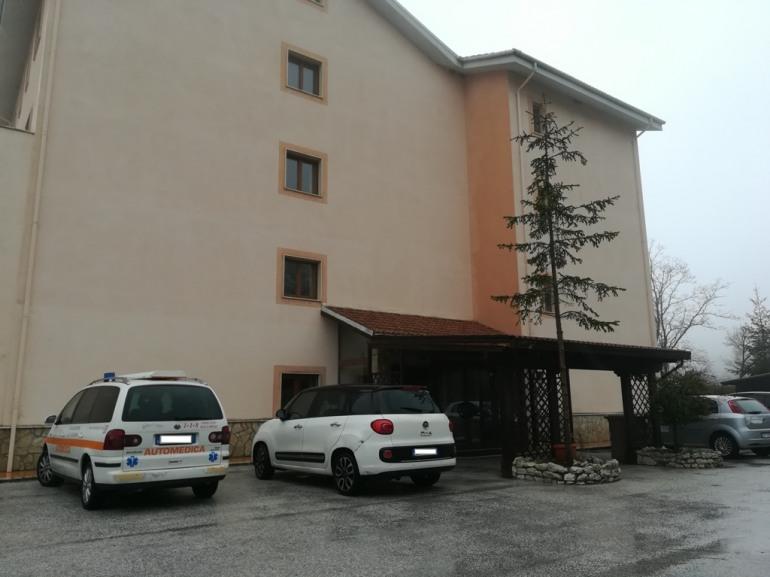 Migranti, chiuso il centro di accoglienza a Roccaraso