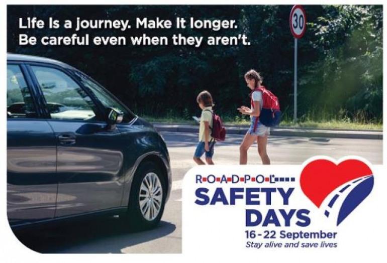 """Sicurezza stradale, al via la campagna """"Safety Days"""" contro gli incidenti"""