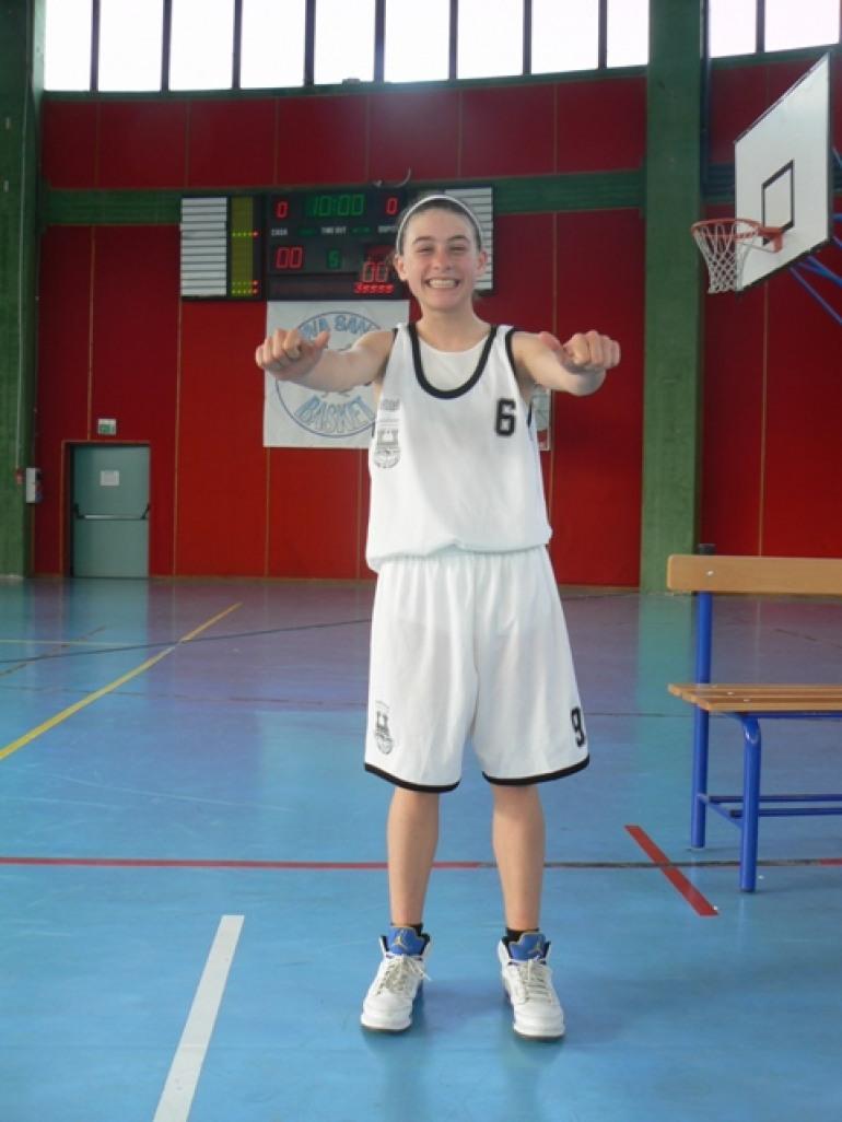 Basket – Anna Pallotta approda in azzurro tra le migliori cestiste d'Italia