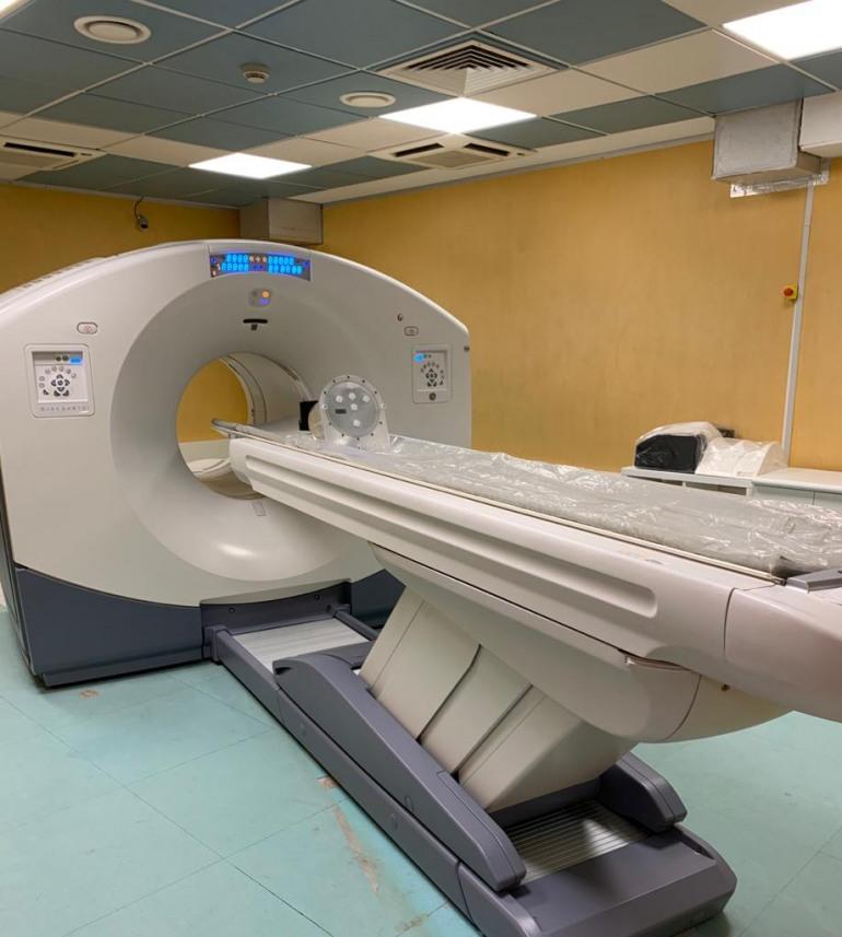 La nuova PET-TC del Neuromed: intelligenza artificiale per una diagnostica personalizzata, disegnata sul paziente