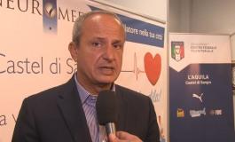 Neuromed, donati due defibrillatori al polo sportivo di Castel di Sangro