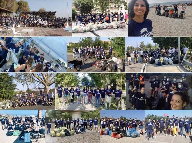 Plastic Free Onlus a Castel di Sangro, una giornata dedicata ai rifiuti plastici