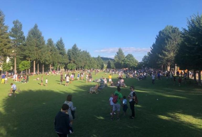"Roccaraso, nasce un parco giochi dedicato a ""Iaia"""