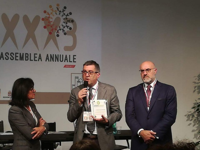 Castel del Giudice vince il premio Cresco Awards