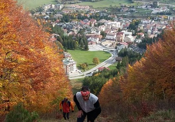 Roccaraso Trail, sulle piste degli antichi skiatori