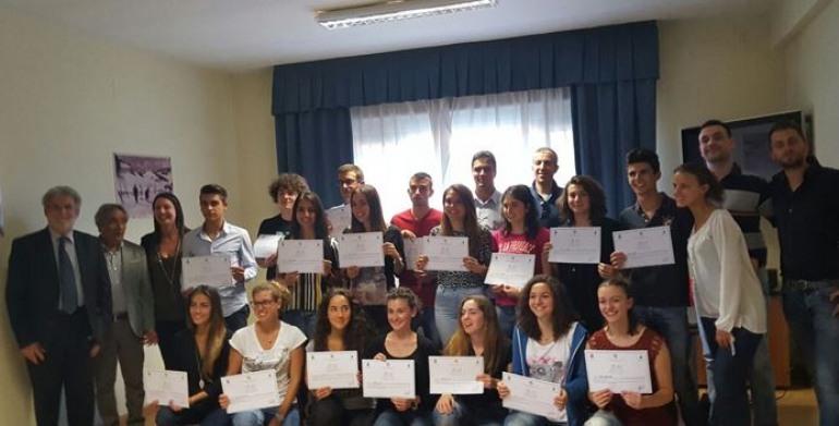 Roccaraso, R.A.W. promuove gli studenti abruzzesi più meritevoli