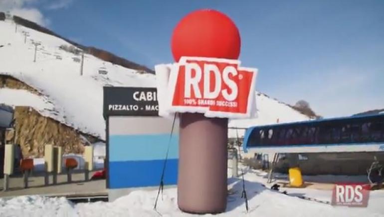 Vacanze top, apoteosi di divertimento e musica: domani a Roccaraso c'è RDS