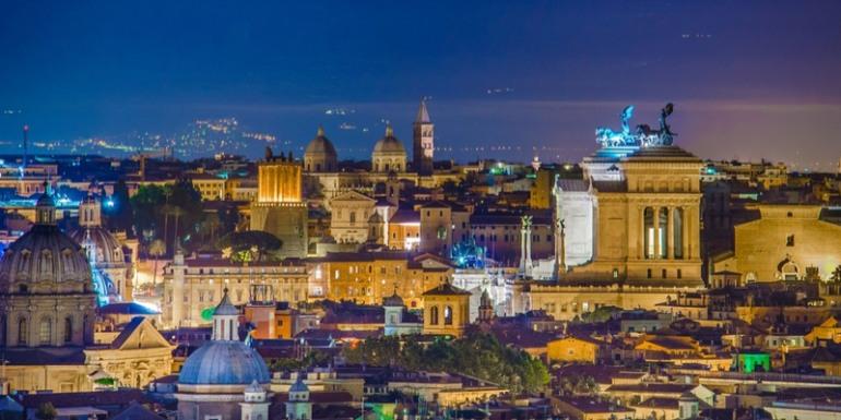 Roma – Roccaraso sul pullman dei Parchi e supersconto al palaghiaccio 'Bolino'