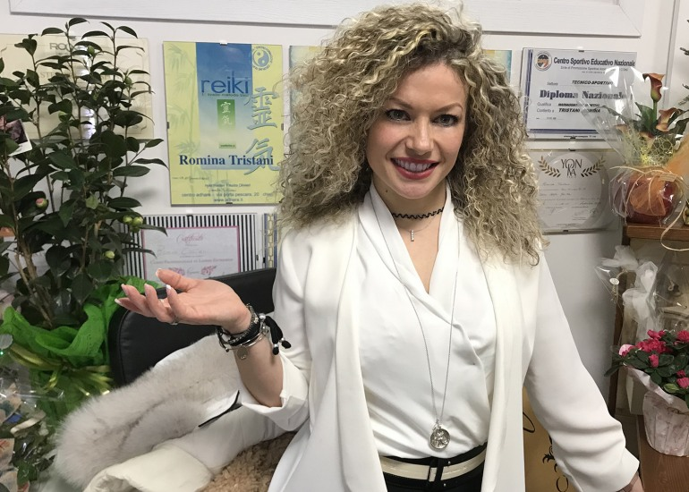 """Rò"" a Pescocostanzo, Romina Tristani inaugura il beauty wellness & make up"