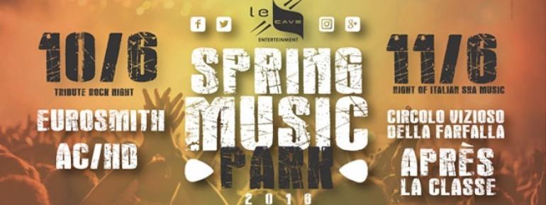 Isernia, 'Spring music Park': al via l'inaugurazione
