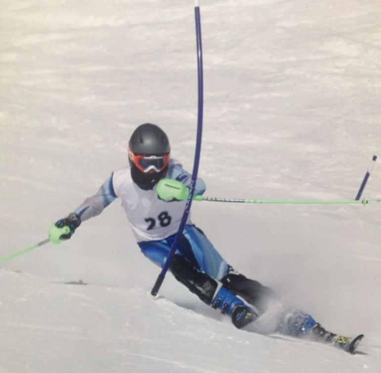 Sci, Pennino sfiora il podio al trofeo Topolino. Valentini (Aremogna) ottava in gigante e in slalom