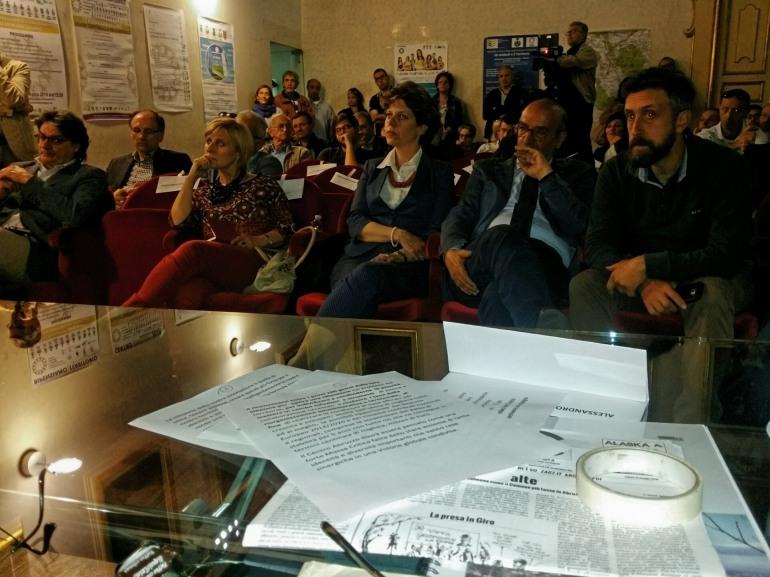 Workshop Centro Abruzzo, segnali positivi dai candidati dell'Alto Sangro
