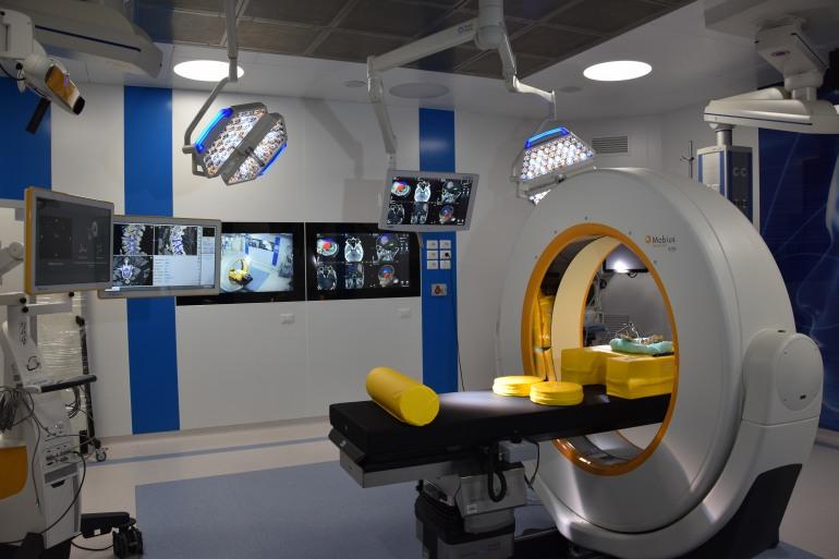 Neuromed, avviata l'attività delle sale operatorie integrate