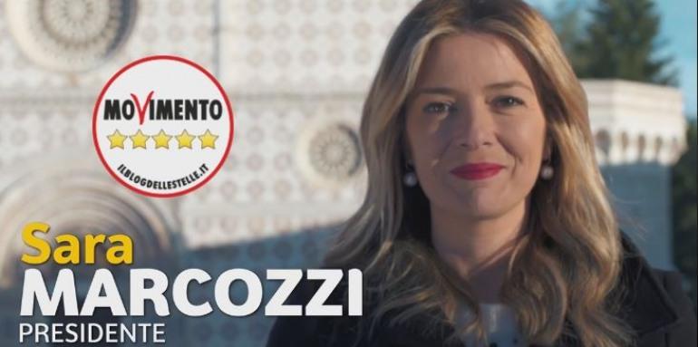 Il tour abruzzese di Sara Marcozzi fa tappa a Castel di Sangro, mercoledì 6 febbraio