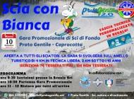 'Scia con bianca', gara promozionale a Capracotta sulle piste di Prato Gentile