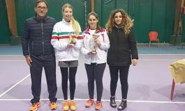Tennis, premiate a Chieti le under 16 del circolo di Castel di Sangro: le migliori tenniste di Abruzzo e Molise