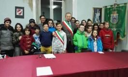 Capracotta, Alessio Lemme è il neo sindaco dei ragazzi