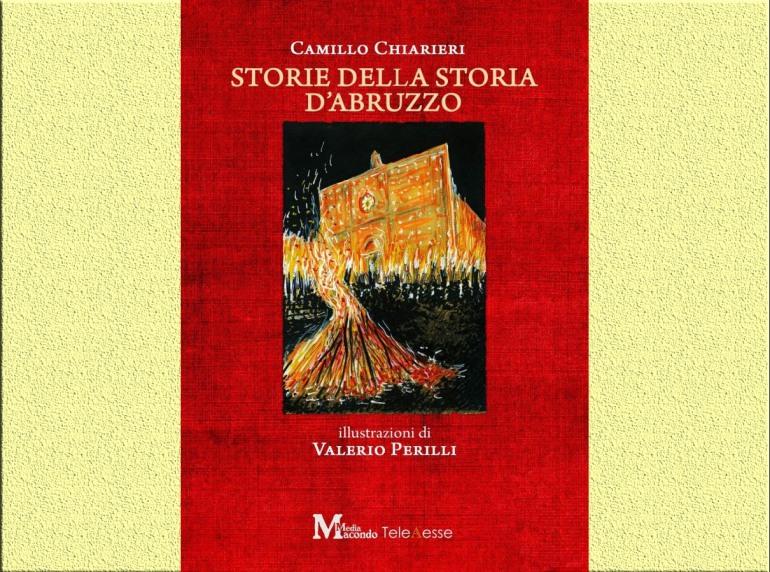 'Storie della Storia D'Abruzzo', a Pescara la presentazione del libro di Camillo Chiarieri