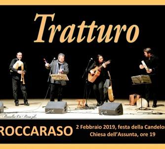 """Finalmente arriva il """"Tratturo"""" a Roccaraso: sabato 2 febbraio"""