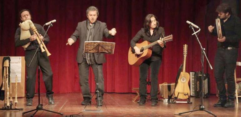 """Etnoband """"Il Tratturo"""" in concerto a Capracotta e Roccaraso"""