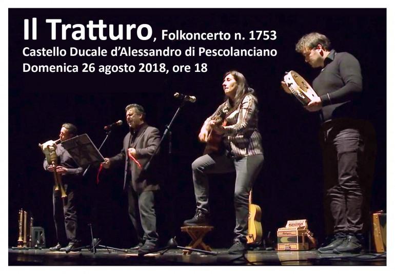 """Pescolanciano, mostra d'arte di Brian Collier e concerto del """"Tratturo"""""""