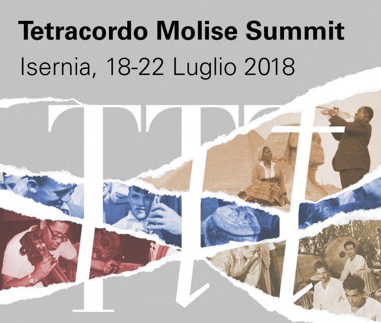 Isernia, Tetracordo Molise Summit: 4 giorni di musica, concerti, workshop e formazione