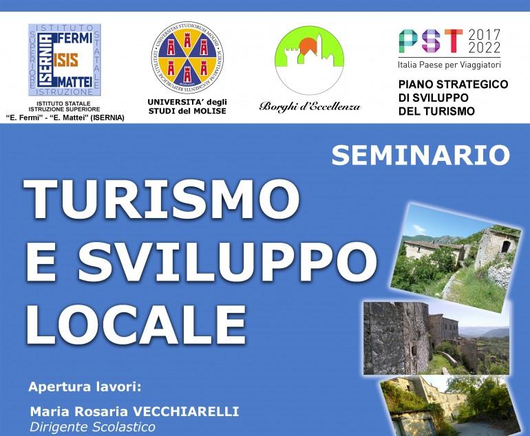Turismo e Sviluppo Locale: le opportunità del Piano Strategico di Sviluppo del Turismo 2017-2022
