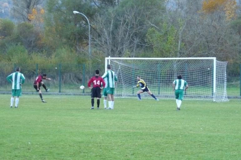 Atletico Sanniti ancora vittorioso: 3 -1 al Conca Casale