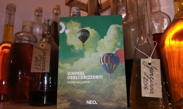"""Neo Edizioni, """"Vinpeel degli orizzonti"""" di Peppe Millanta in lizza al premio Strega"""